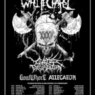Whitechapel announce 2017 dates with Cattle Decapitation, Goatwhore, Allegaeon