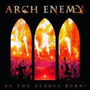 "Arch Enemy Launch Trailer For ""As The Stages Burn!"" Live DVD"