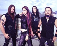 """Edge of Paradise Release Official Video for """"Alive"""""""