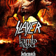 Slayer, Lamb of God and Behemoth announce Summer Tour