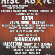 Seether Announce Fifth Annual Rise Above Fest, Event Expands To Two Days
