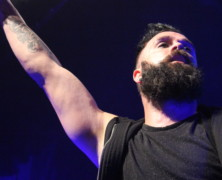 Live: Skillet, Sick Puppies and Devour The Day Unleashed in Indy