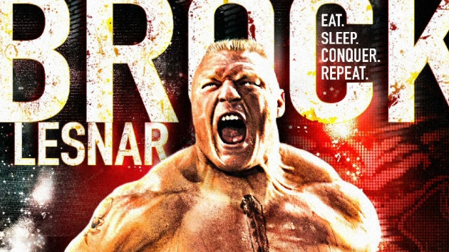 WWE DVD Review Brock Lesnar Eat Sleep Conquer Repeat