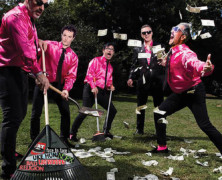 Live: ME FIRST AND THE GIMME GIMMES / MASKED INTRUDER / PEARS IN DETROIT
