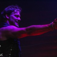 Live: Fozzy in Louisville