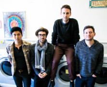 Premiere: The New Schematics' Sunday Morning Music Video
