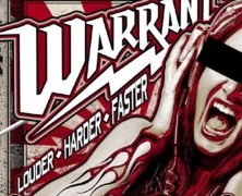 Review: Warrant- Louder Harder Faster