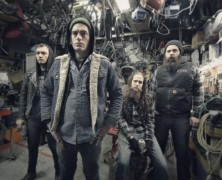GRAVES AT SEA: The Cold Dead Hands Tour 2017 Underway