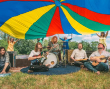 """Spaceface Releases music video for their single """"Spread Your Head"""""""
