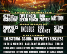 Louder Than Life returns with Ozzy, Prophets of Rage and more