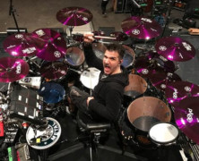 Anthrax's Charlie Benante Relaunches Benante's Blend Coffee Line