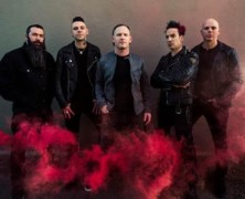 Stone Sour announces Fall dates with Steel Panther, more