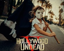 Review: Hollywood Undead- V