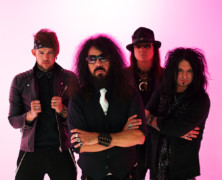 "Quiet Riot Premiere Video For ""Can't Get Enough"" New Album ""Road Rage"" Out August 4"