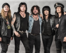 ".A. Guns to Release ""The Missing Peace"" on October 13th"