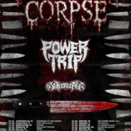 Cannibal Corpse announces Fall dates with Power Trip and Gatecreeper