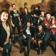 "Gogol Bordello Releases Single/Lyric Video ""Walking On The Burning Coal"""