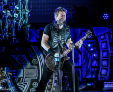 Live: Nickelback in Noblesville