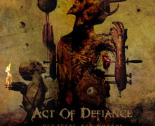 """Act Of Defiance Reveal Music Video for Searing New Track """"Overexposure"""""""