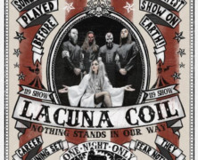 "Lacuna Coil announce 20th anniversary show: ""Nothing Stands In Our Way"""
