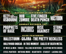 Louder Than Life 2017: Performance Times announced