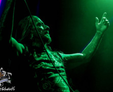 Live: DevilDriver, Cane Hill, King Parrot in Indianapolis