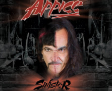 "APPICE are set to release their debut album ""Sinister"""