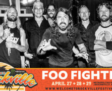 Foo Fighters to headline 2018 Welcome To Rockville