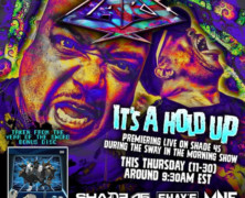 "LARS (Bizarre of D12 & King Gordy) Premiere New Track via ""Sway in the Morning"" on Sirius XM's Shade 45"