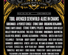 Rock On The Range 2018: Tool, Avenged Sevenfold, Alice In Chains, A Perfect Circle, Godsmack, Stone Sour & More