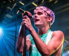 Live: Waterparks and Chapel in Phoenix