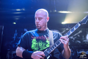 Click photo for full Dying Fetus gallery