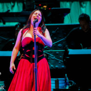 Live: Evanescence' Synthesis in Carmel