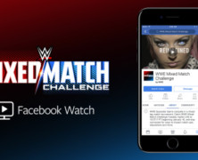 WWE and Facebook Launch Live In-Ring Series on Facebook Watch