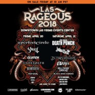 Las Rageous 2018: A Perfect Circle, Five Finger Death Punch, Ghost, Judas Priest & More