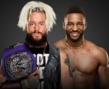 WWE Royal Rumble 2018: Enzo Amore To Defend Cruiserweight Championship Against Cedric Alexander