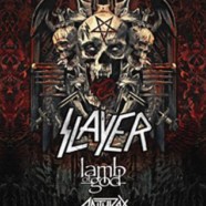 Slayer, Lamb of God, Anthrax, Behemoth, Testament Dates Announced