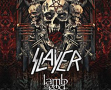 Slayer announces 2nd Leg of North American Farewell Tour