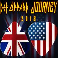 Def Leppard and Journey announce massive 2018 tour