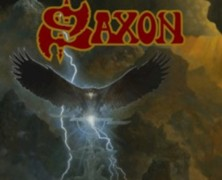 Review: Saxon- Thunderbolt