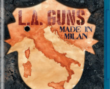 "L.A. GUNS Release Live Video For ""No Mercy"""