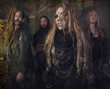 "Kobra and The Lotus Release First Lyric Video For ""Losing My Humanity"""