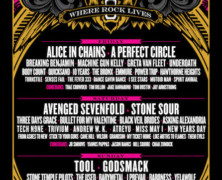 Rock On The Range daily lineups announced