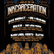 Rise Against, A Day To Remember, Bush, Black Label Society, Clutch and More set for Inaugural INKCARCERATION Music and Tattoo Festival