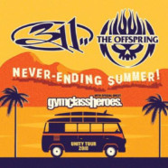 311 and The Offspring announce Summer tour