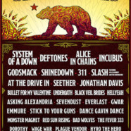 Aftershock Festival 2018: System of a Down, Alice in Chains, Godsmack, more set for this year's festival