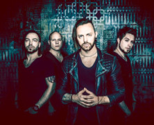 "Bullet for My Valentine Announce Fall 2018 Tour Dates, Drop ""Over It"" Video"