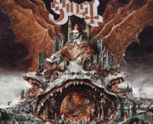 Ghost to Release Fourth Sacred Psalm Prequelle on June 1st
