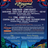 Robert Plant, Sting, Lenny Kravitz and others set for 2nd Bourbon & Beyond Festival