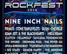 Nine Inch Nails, Primus, STP and more set for this year's River City Rockfest